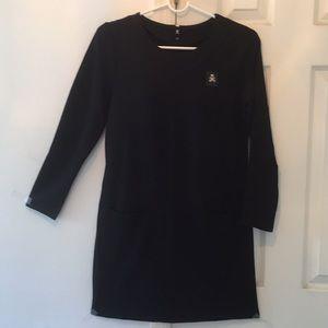 MOSCHINO COUTURE black dress